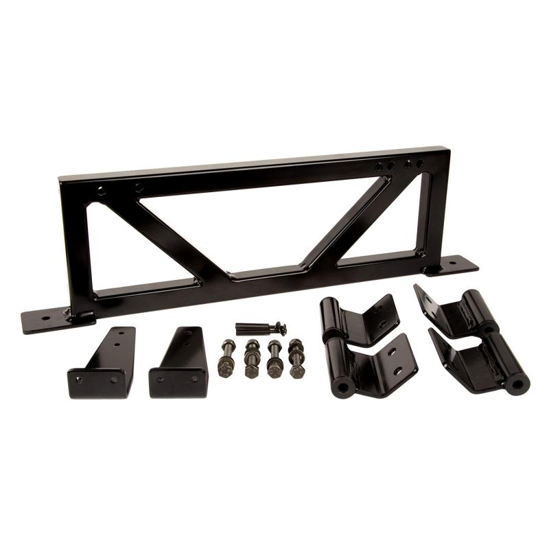 Rugged Ridge 12107.1 Door Holder, Wall Mounted, 2 Doors