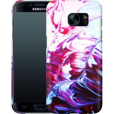 Samsung Galaxy S7 Smartphone Huelle - Macro 8 von Gela Behrmann
