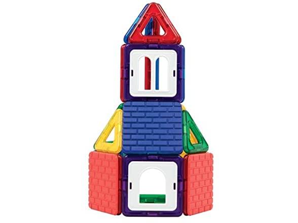 Magformers Magnetic Building Stem Set