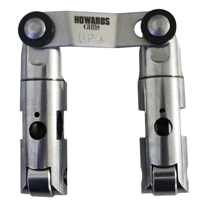 Mechanical Roller ProMax Direct Lube Lifters; Chevy Mark IV, Gen 5/6 Howards Cams 91198-2 91198-2