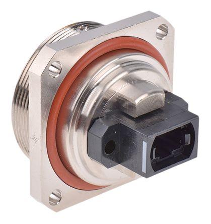 Telegartner MPO, MTP Single Mode Fibre Optic Adapter