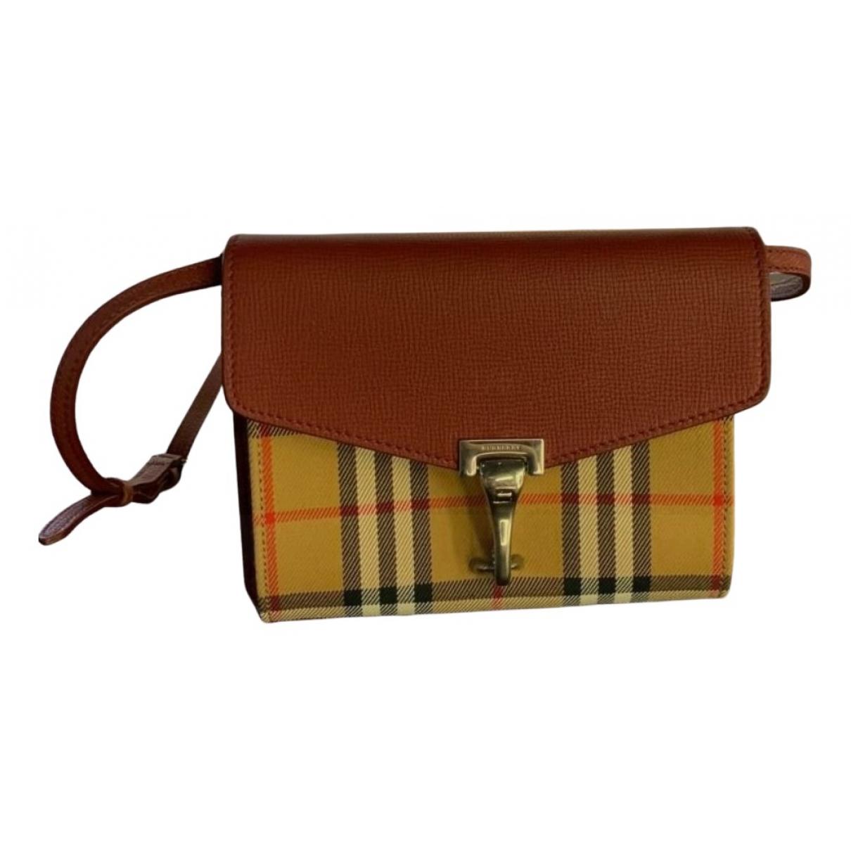 Burberry N Multicolour Leather handbag for Women N
