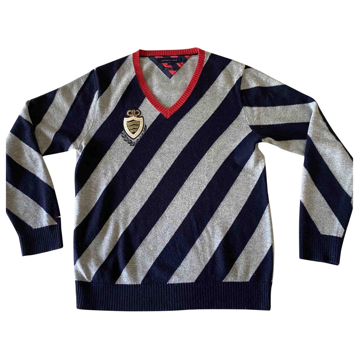 Tommy Hilfiger \N Pullover.Westen.Sweatshirts  in  Bunt Wolle