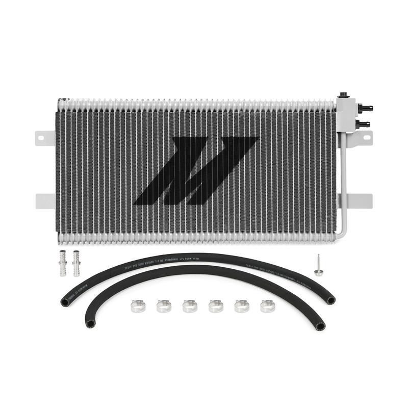 Mishimoto MMTC-RAM-03SL Transmission Cooler (Cummins Engine) Dodge Ram 2003-2009