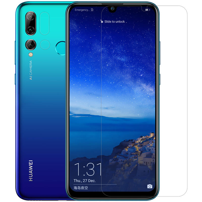 Nillkin Super Clear High Definition Soft Screen Protector for Huawei P Smart+ 2019 / Huawei Enjoy 9S