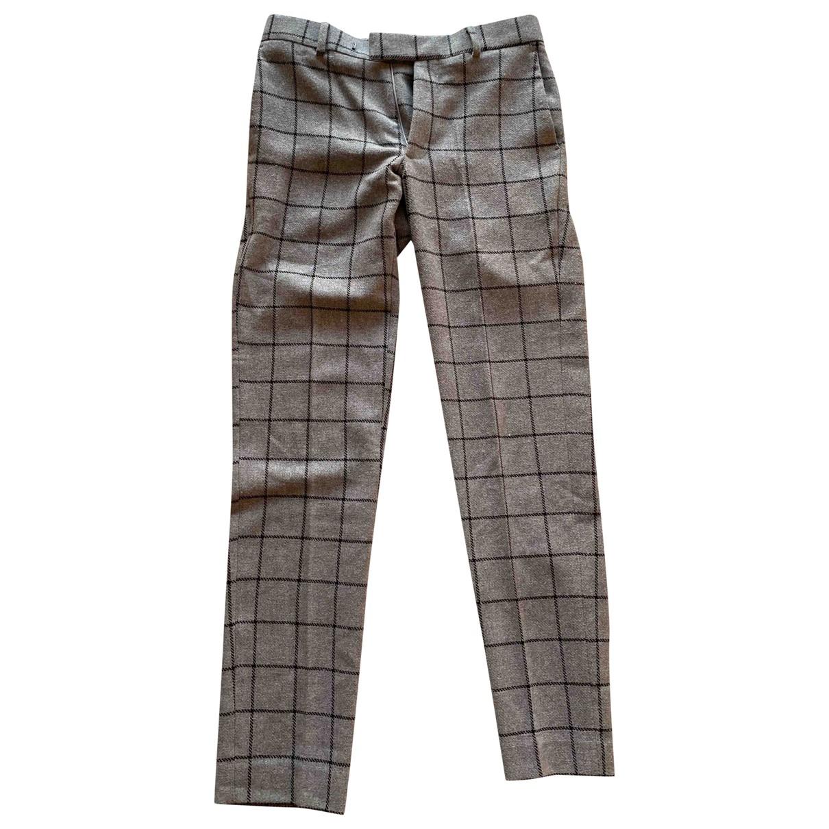 Asos \N Grey Trousers for Men 28 UK - US