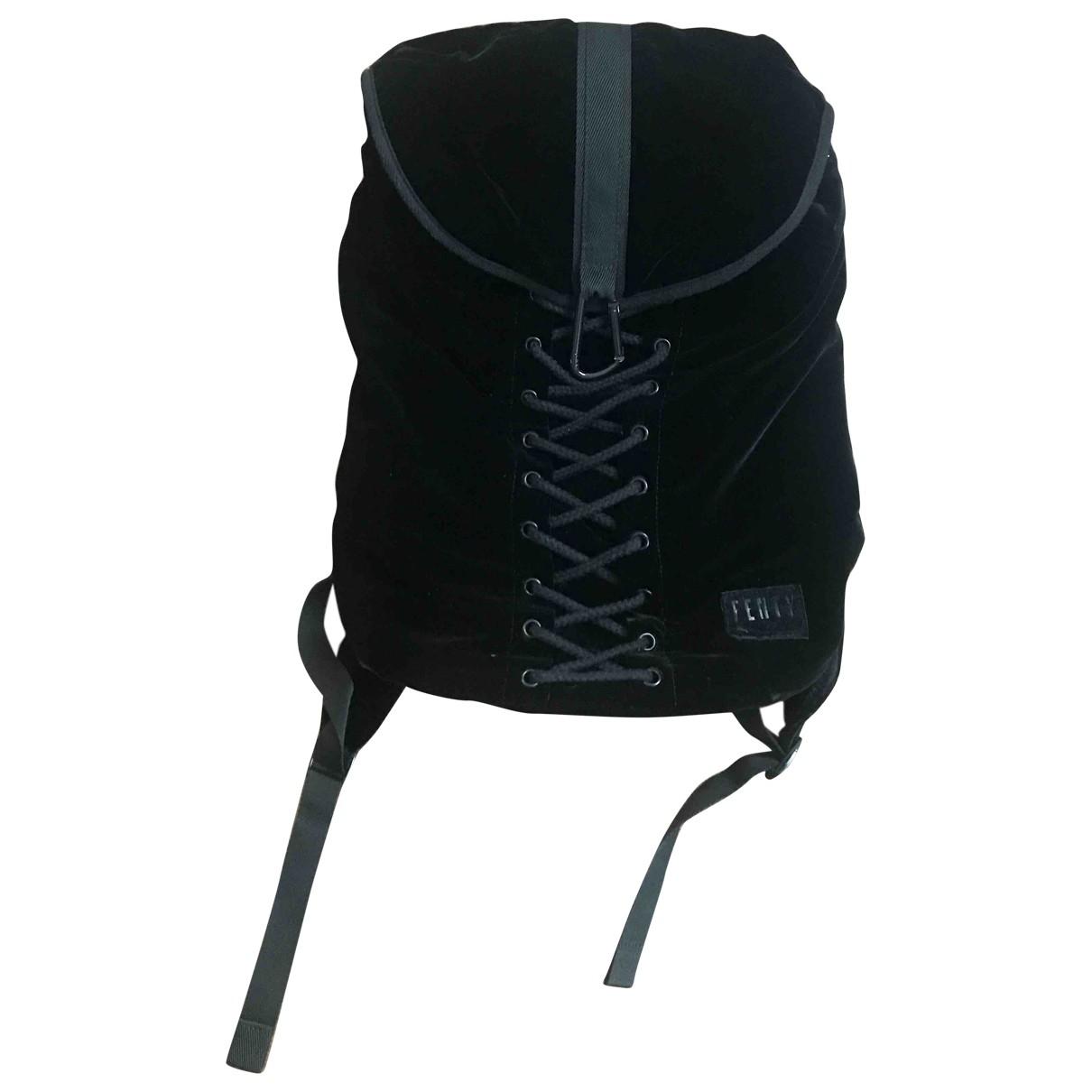 Fenty X Puma \N Black backpack for Women \N