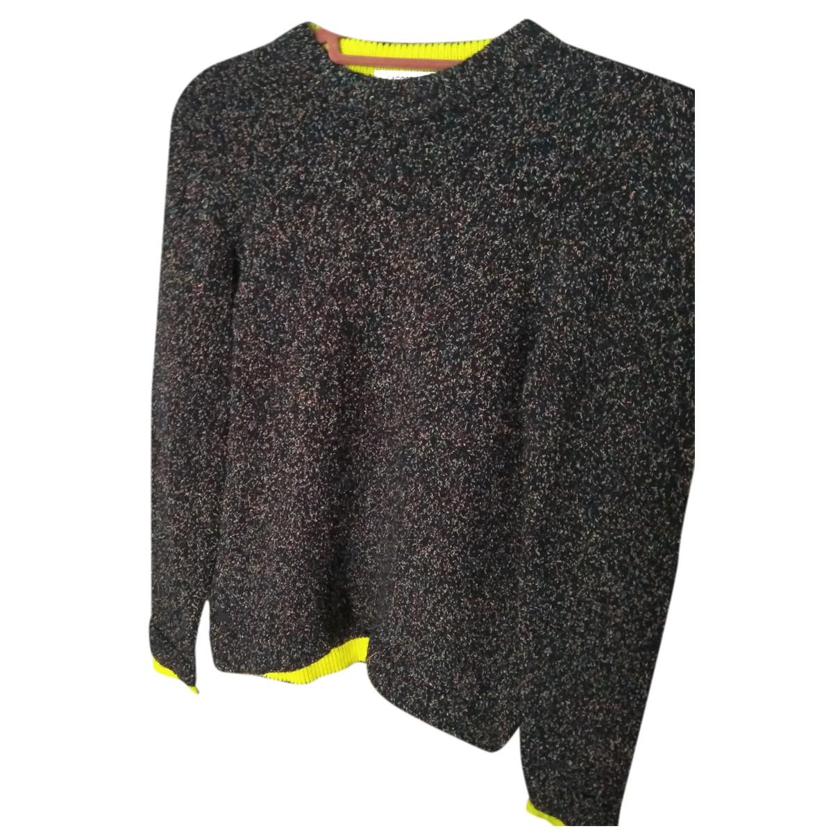 Lacoste N Blue Wool Knitwear for Women M International