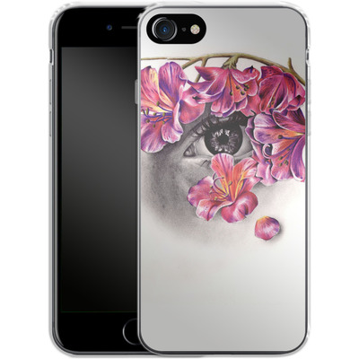 Apple iPhone 8 Silikon Handyhuelle - This Night Has Opened My Eyes von Kate Powell