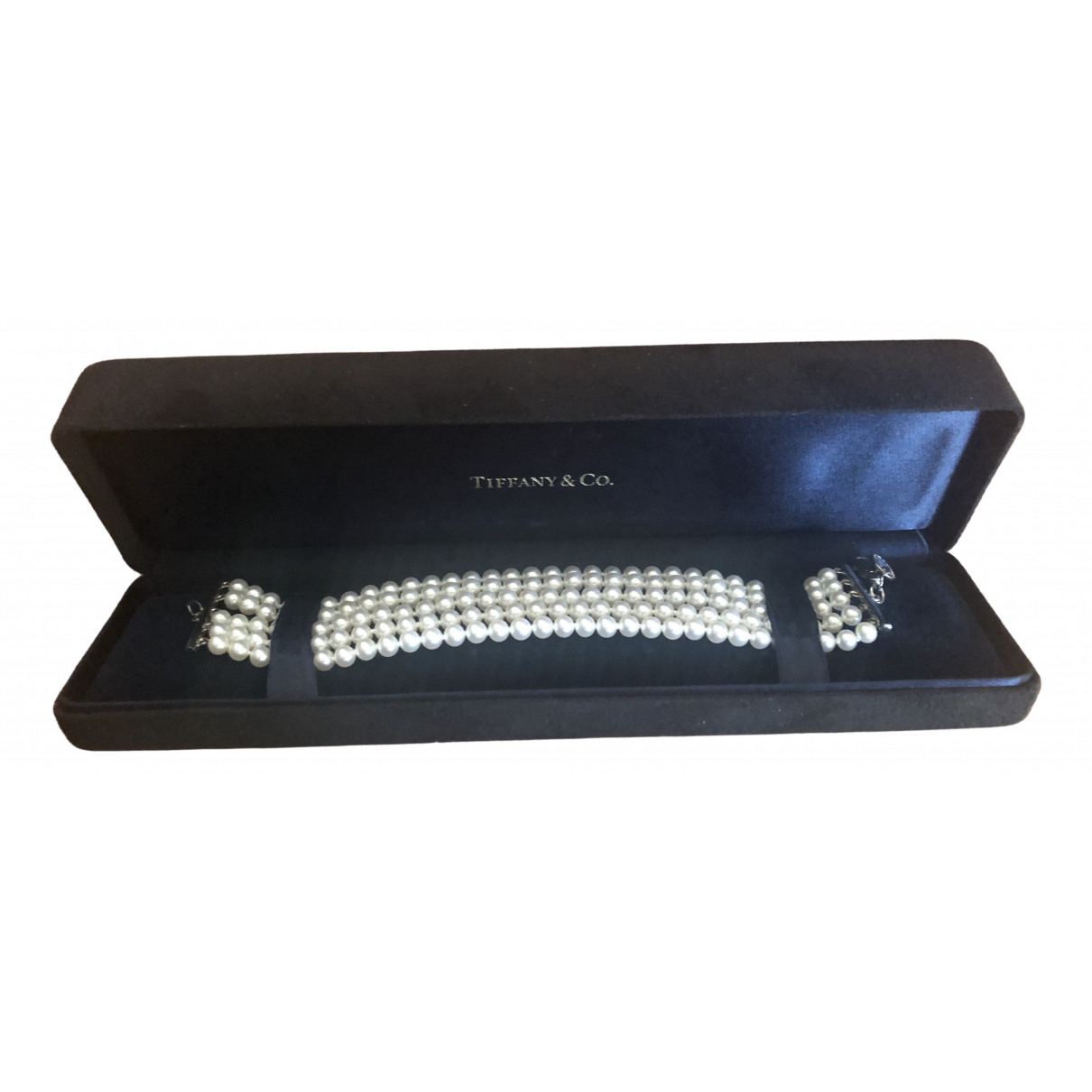 Pulsera de Perlas Tiffany & Co