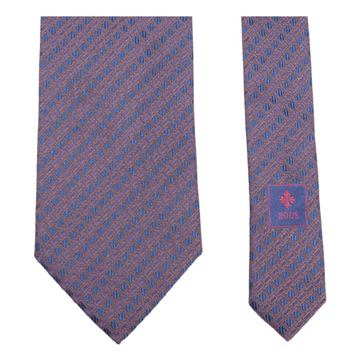 Patek Philippe \N Krawatten in  Lila Seide