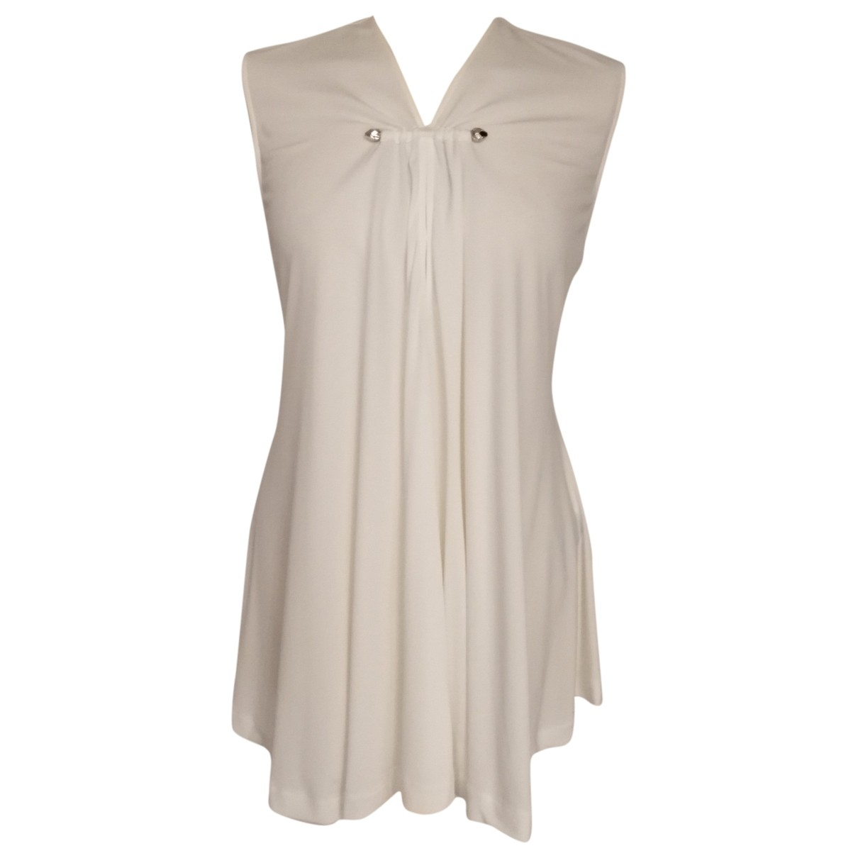 Just Cavalli \N White  top for Women 44 IT