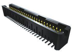 Samtec , TFML, 30 Way, 2 Row, Right Angle PCB Header (25)
