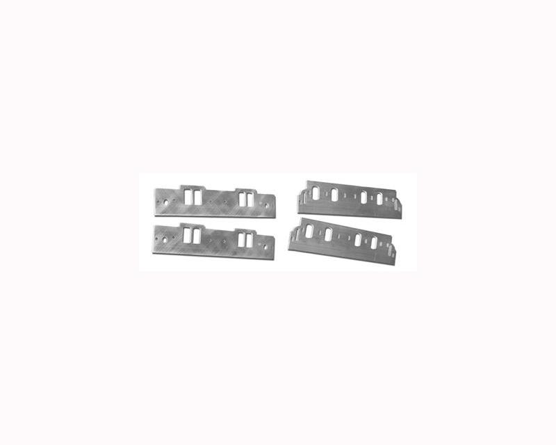 Dart 62220003 Spacer Plate - BBC 10.2 18 Deg Oval Pair
