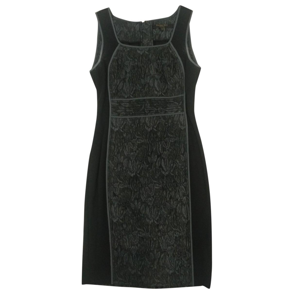 Rachel Roy \N Kleid in  Schwarz Polyester