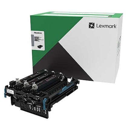 Lexmark 78C0ZV0 Original Return Program Black and Color Imaging Kit