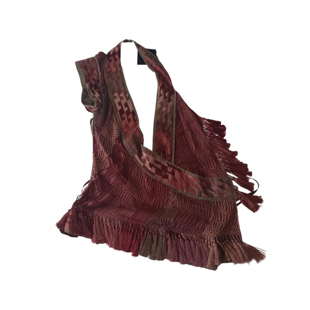 Gucci \N Multicolour Silk  top for Women 40 FR