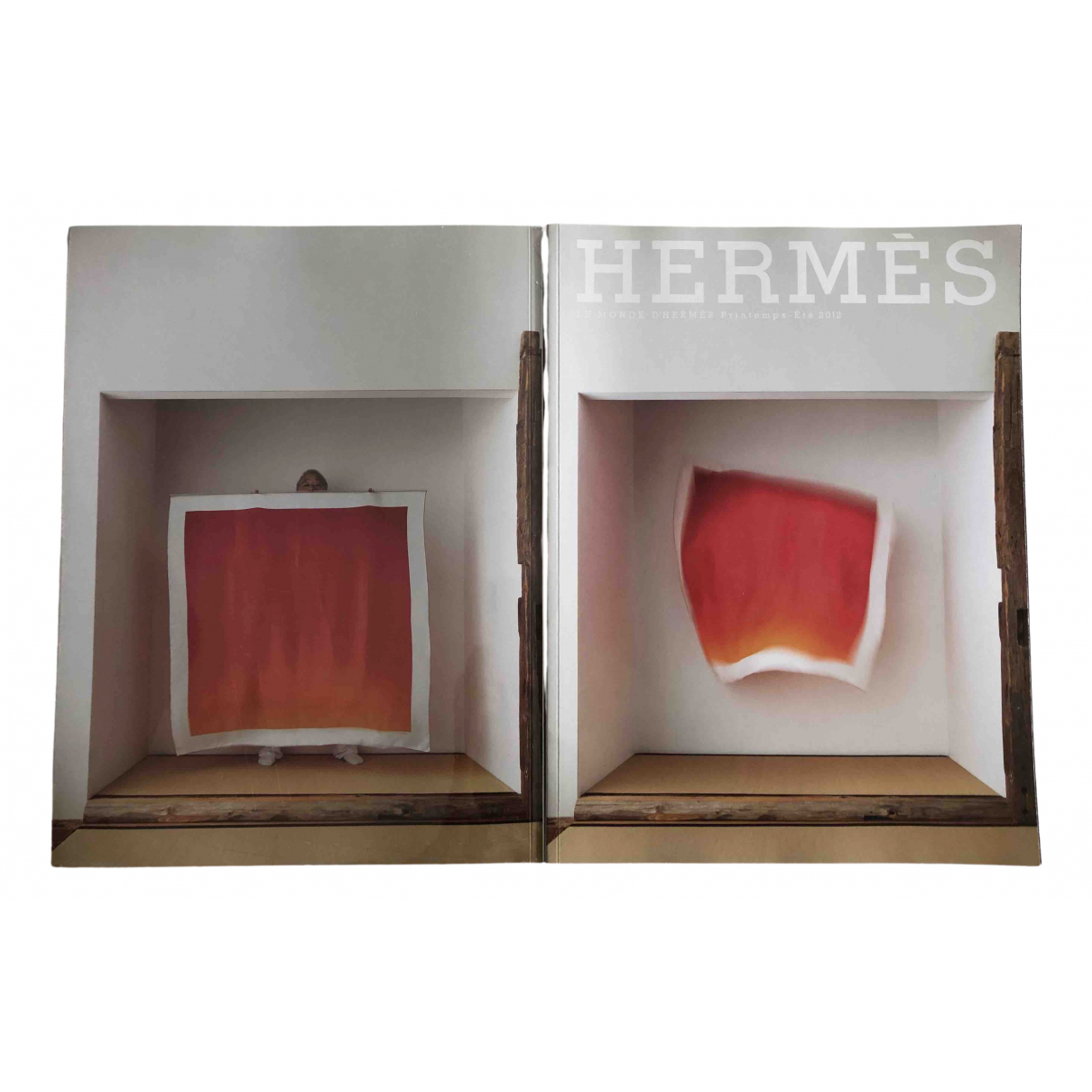 Hermes - Mode   pour lifestyle en coton - gris