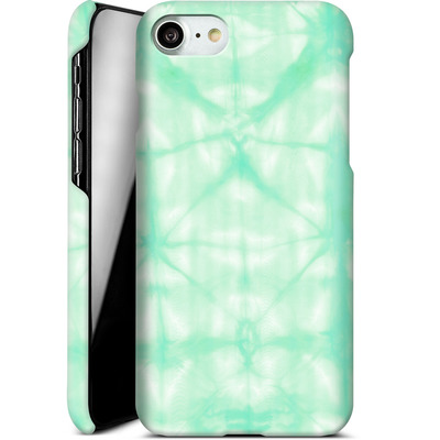 Apple iPhone 8 Smartphone Huelle - Tie Dye 2 Mint von Amy Sia