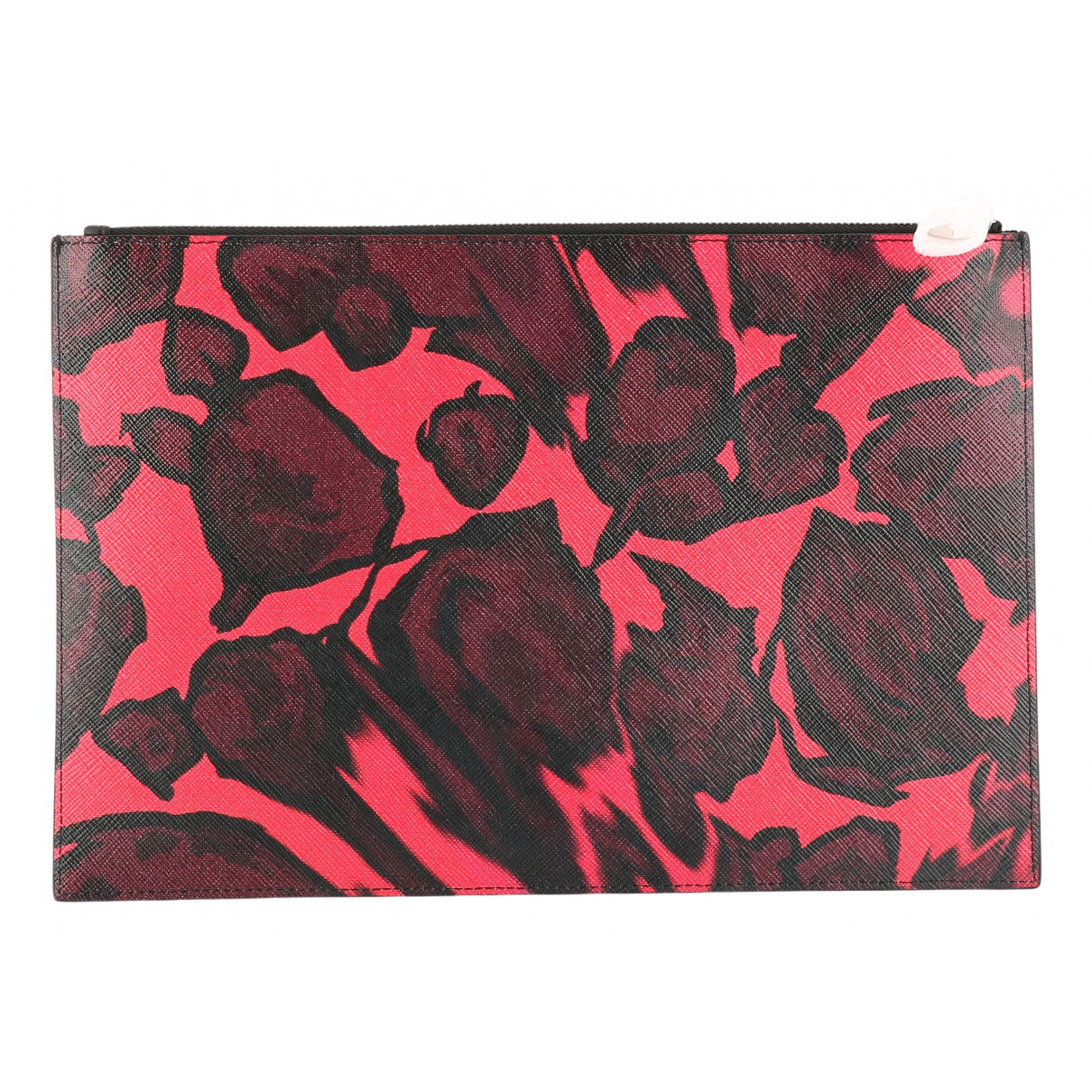 Givenchy \N Clutch in  Bunt Leder