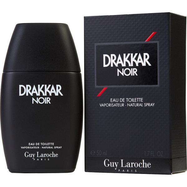 Drakkar Noir - Guy Laroche Eau de Toilette Spray 50 ML