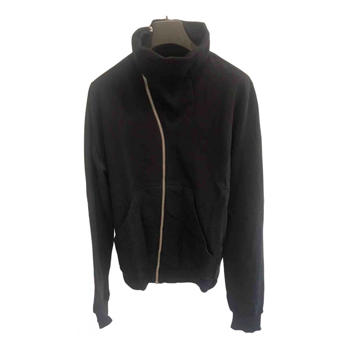 Rick Owens Drkshdw \N Black Cotton jacket  for Men L International