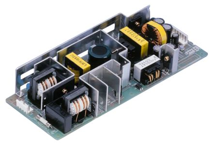 Cosel , 115W Embedded Switch Mode Power Supply (SMPS), 5 V dc, 12 V dc, Open Frame