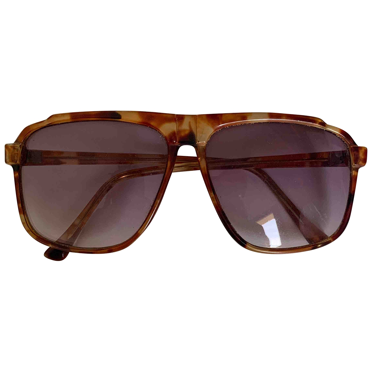 Non Signé / Unsigned \N Sunglasses for Men \N