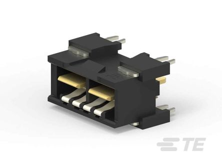 TE Connectivity Wire to Board Cable Assembly, 2 Way (150)