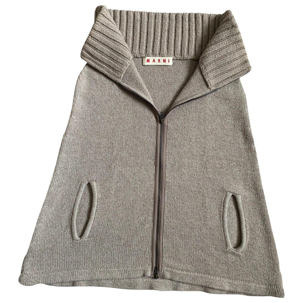 Marni \N Camel Cashmere jacket for Women 44 IT