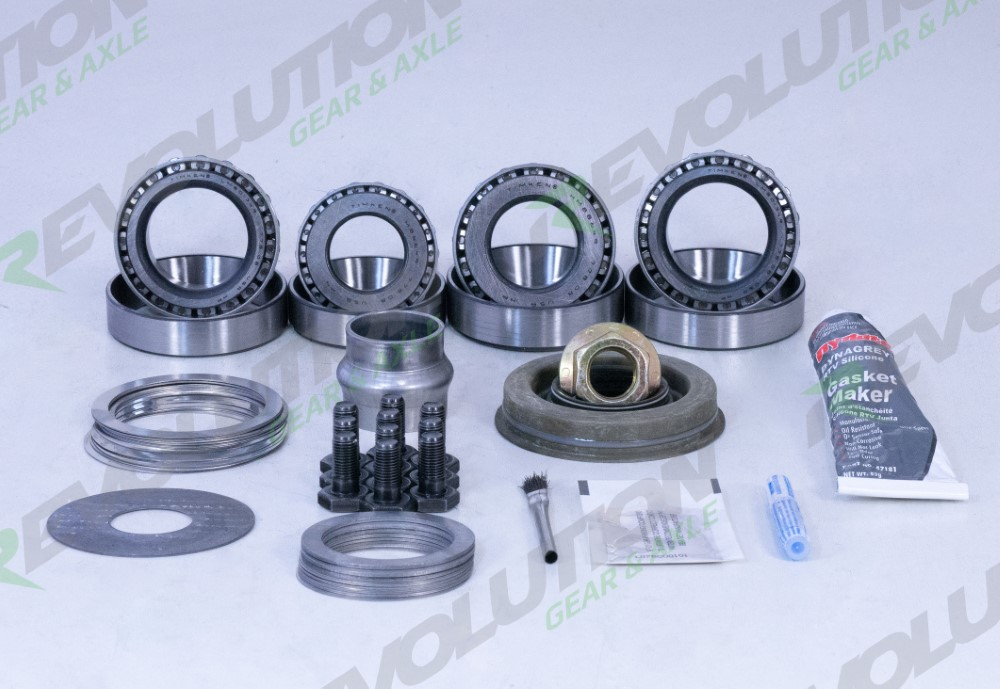 Revolution Gear and Axle 35-2031 D30 Jeep TJ and 1995 and Up Grand Master Rebuild Kit