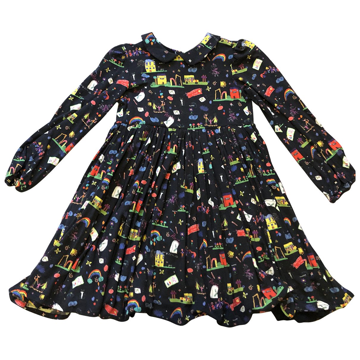 Dolce & Gabbana N Multicolour Cotton dress for Kids 5 years - up to 108cm FR