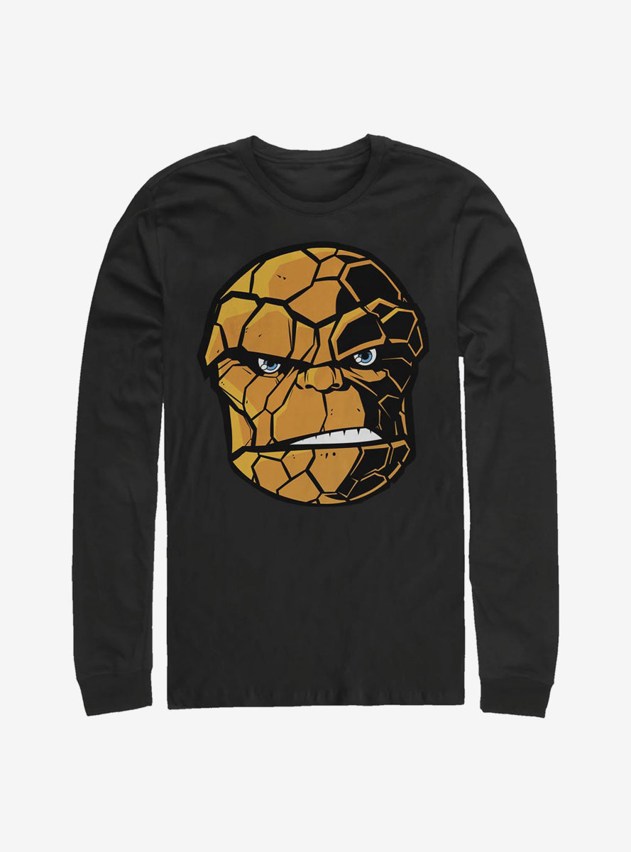 Marvel Fantastic Four Thing Force Long-Sleeve T-Shirt