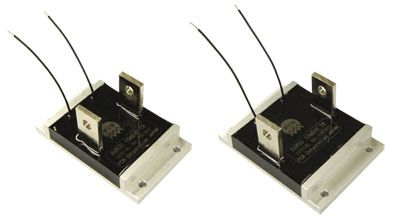 PCN RXM Series Wire Lead Power Shunt Power Resistor, 50mΩ ±0.05% 50W