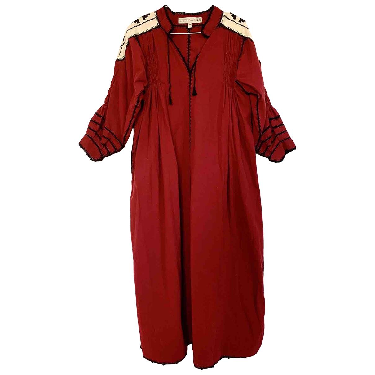 Maxi vestido Carolina K