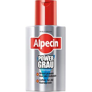 Alpecin Shampoo Power Grau Shampoo 200 ml