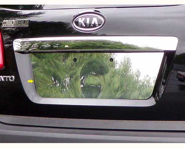 Quality Automotive Accessories 1-Piece License Plate Bezel Kia Sorento 2011