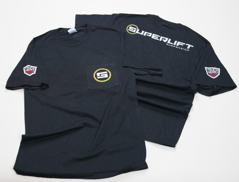 Superlift PC55PXL Jet Black XL T-Shirt