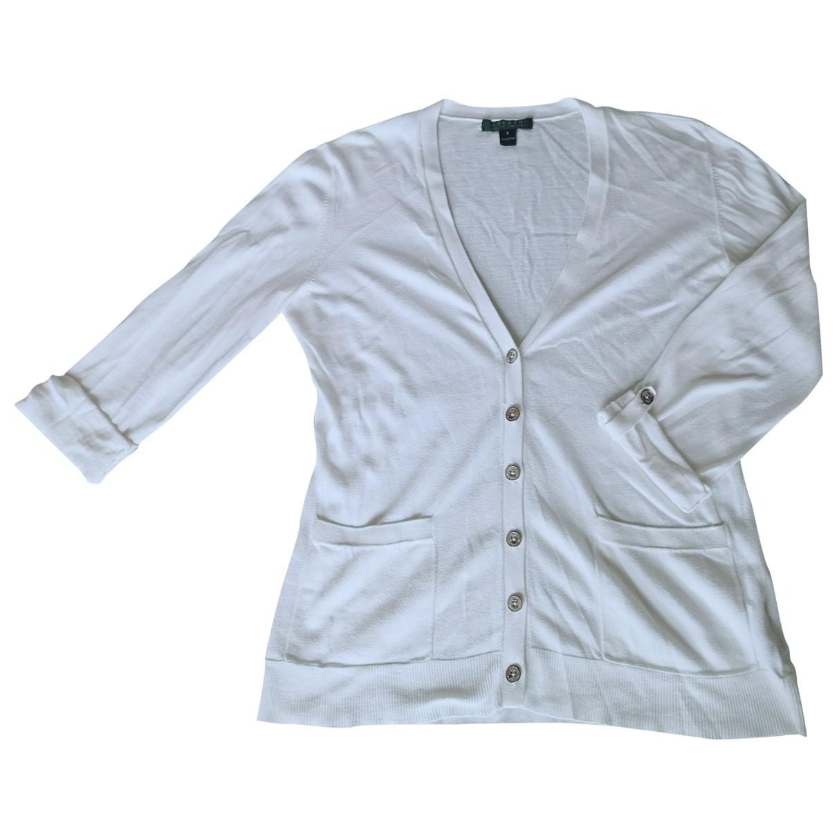 Lauren Ralph Lauren \N White Cotton Knitwear for Women S International