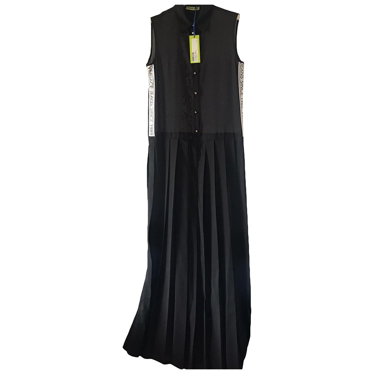 Maxi vestido Versace Jeans