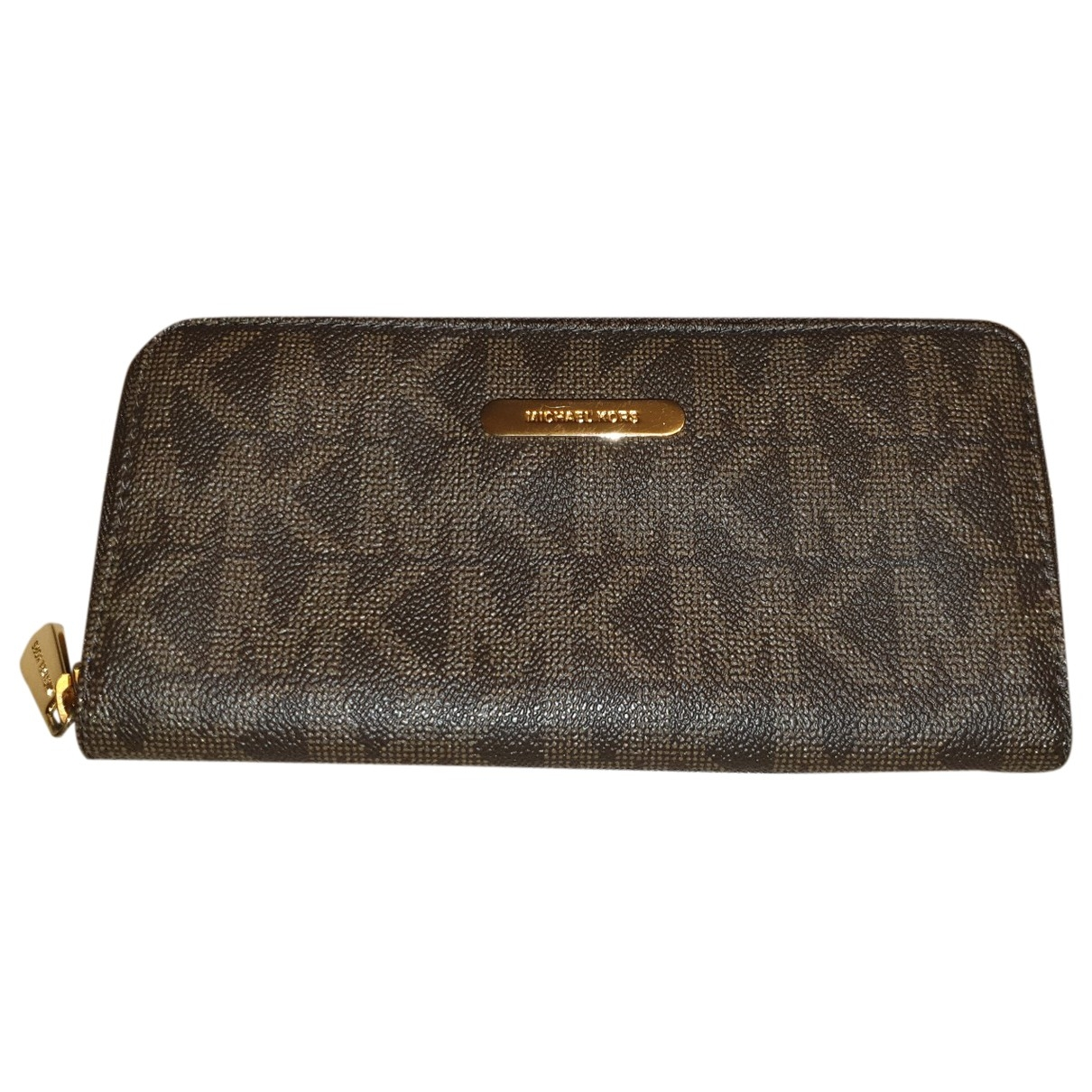 Michael Kors \N Brown Leather Clutch bag for Women \N