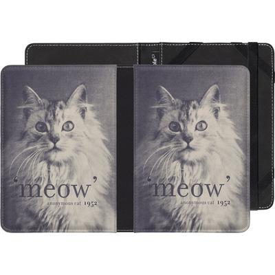 Pocketbook Touch Lux 2 eBook Reader Huelle - Famous Quote Cat von Florent Bodart