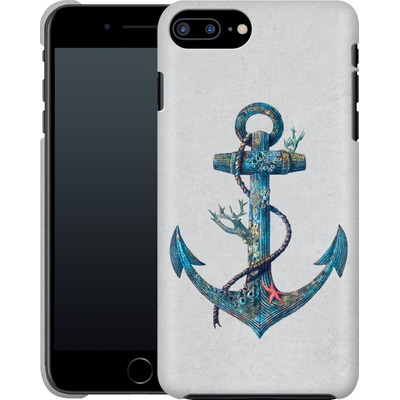 Apple iPhone 8 Plus Smartphone Huelle - Lost At Sea von Terry Fan