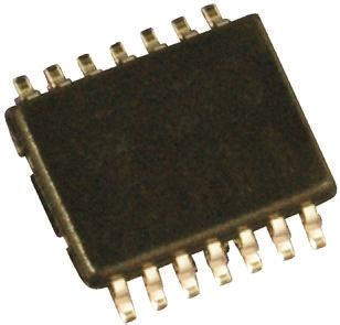 Toshiba TC74VHC04FK(EL,K), , Hex Inverter, 14-Pin VSSOP (5)