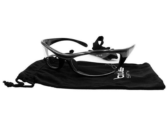 2 Pairs Of Bolle Uv Safety Glasses