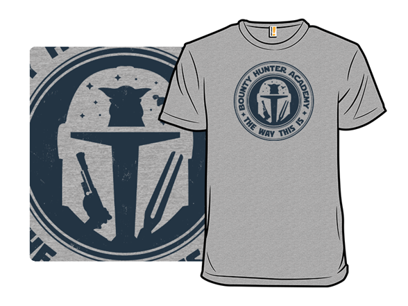 Bounty Hunter Academy T Shirt
