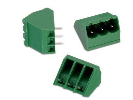 Wurth Elektronik , WR-TBL, 314, 17 Way, 1 Row PCB Header (45)