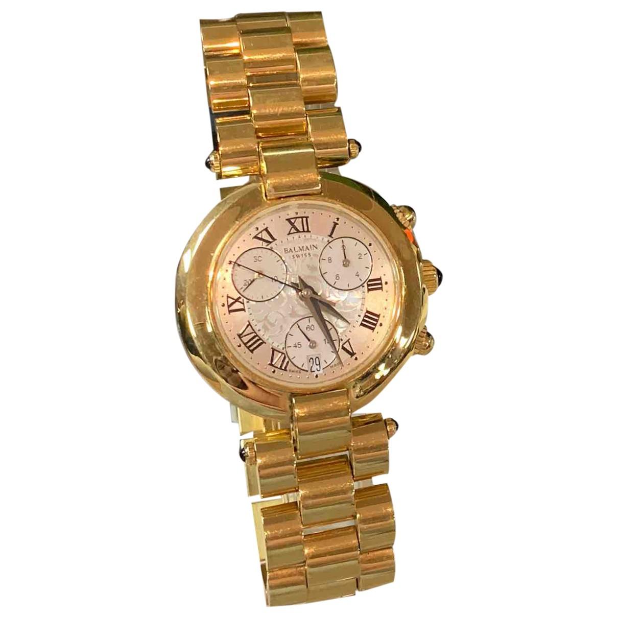 Reloj Balmain