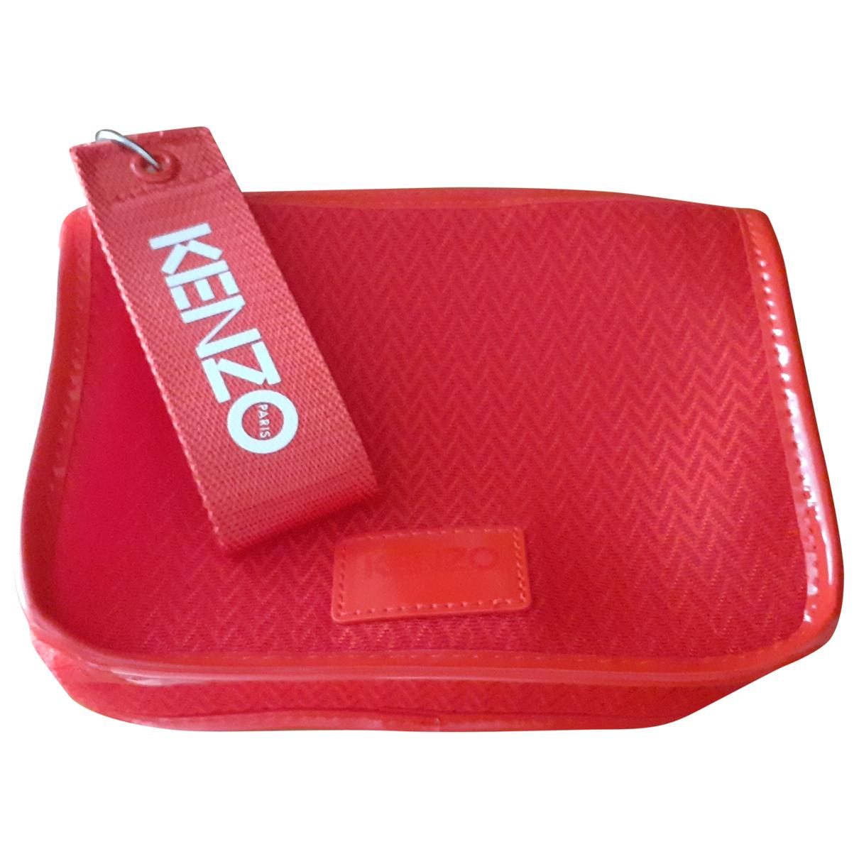Bolsos clutch en Sintetico Rojo Kenzo