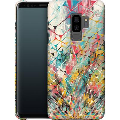 Samsung Galaxy S9 Plus Smartphone Huelle - Spider Explosion von Danny Ivan